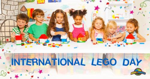 28 ianuarie – Ziua Internațională Lego. Cum o sărbătorim și care este povestea ?