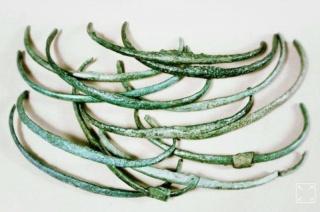 "Banii din antichitate – Forme de bronz folosite acum 3500 de ani ca ""monede de schimb"""