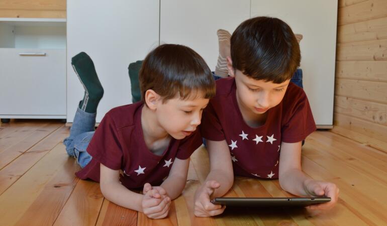 Care au fost căutările copiilor pe internet în vacanța de iarnă