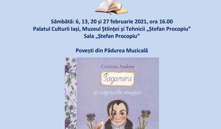 Iași – Noi ateliere de lectură pentru copii la Palatul Culturii