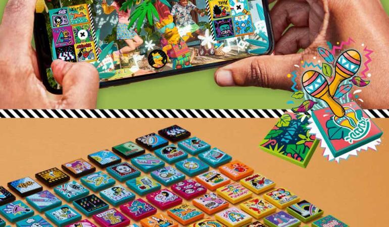 LEGO VIDIYO, o aplicație dedicată copiilor