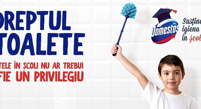 Alba – dreptul la toalete în școli