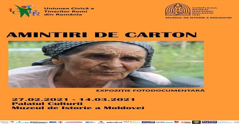 """""""Amintiri de carton"""" – Holocaustul romilor"""