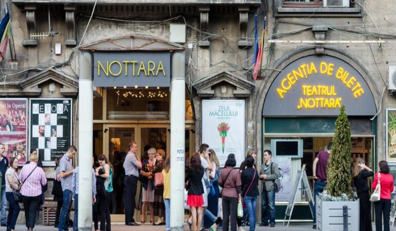 Elevii chemaţi să aleagă. Teatrul Nottara face audiobook după cartea preferată