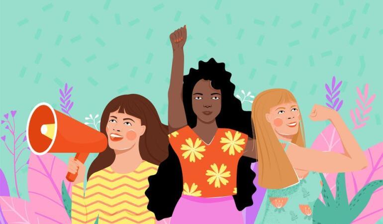 Ce știu copiiiși tinerii despre feminism