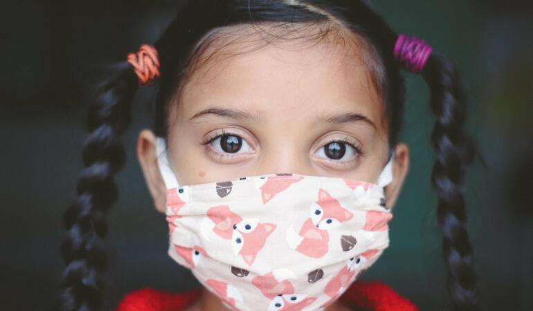 Alertă ANPC privind măștile de protecție neconforme pentru copii