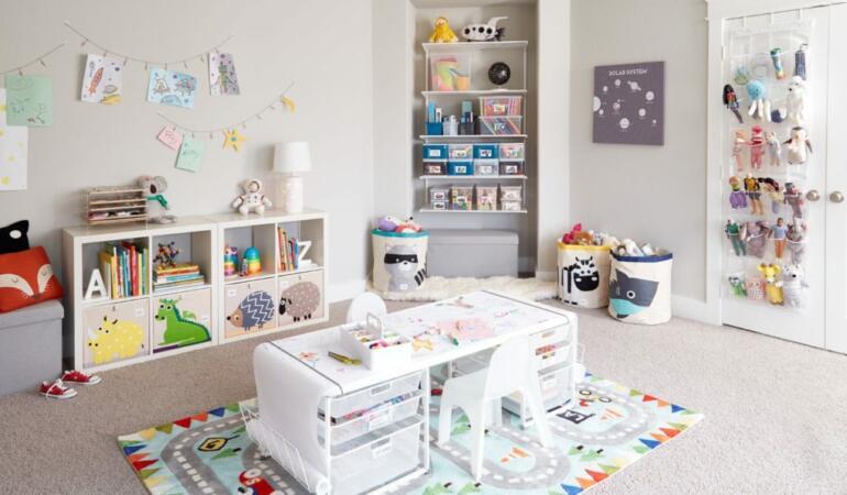 Cum își organizează copiii jucăriile și ce fac cu cele vechi