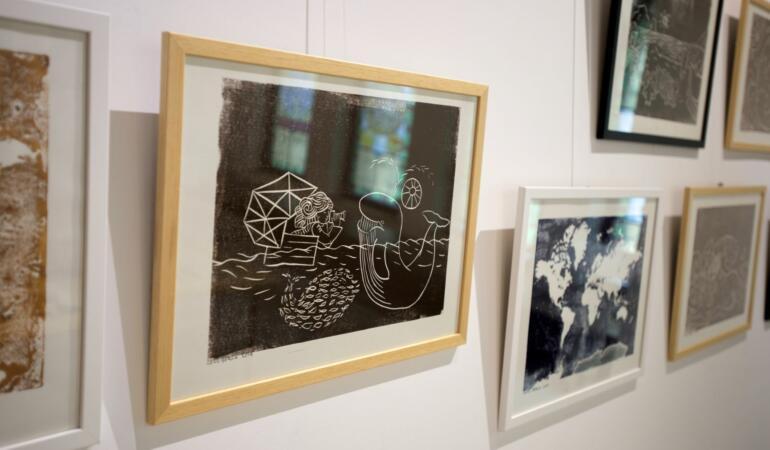 """""""Călătorie spre Sud"""" – o expoziție a artistului Eugen Berlo"""