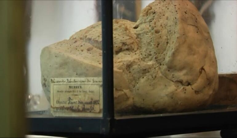Cea mai veche pâine din lume este în România. Unde se află aceasta