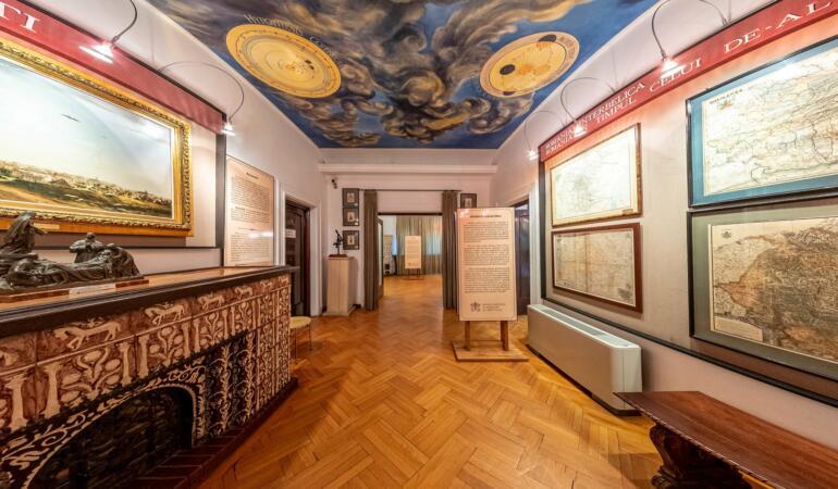 Expoziție și programe online pentru copii la Muzeul Hărților