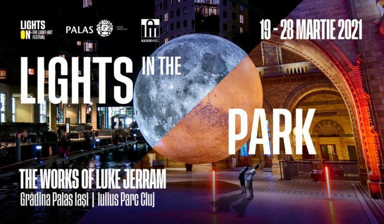Lights on România a adus Luna și planeta Marte la noi în țară