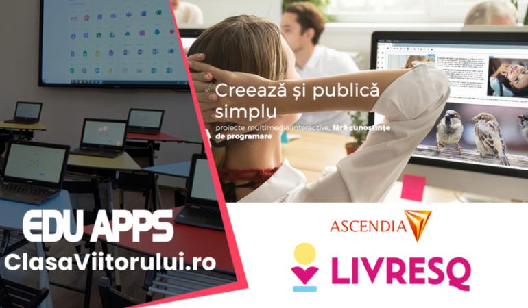 Livresq, o soluție românească de eLearning?