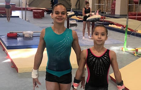 Iată viitorul gimnasticii românești. Puștoiace de 10, la școală și la concursuri