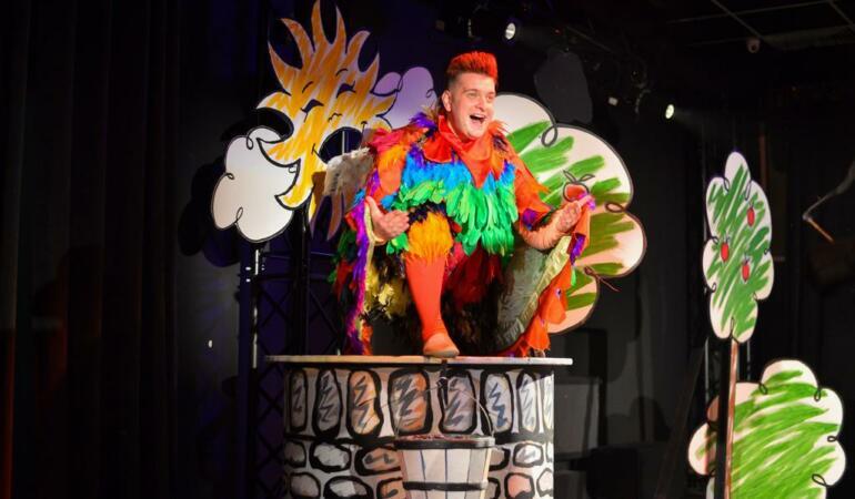Teatrul Ion Creangă sărbătorește Ziua Mondială a Teatrului pentru Copii. Ce puteți face pe 20 martie