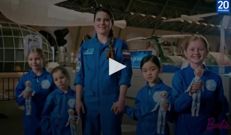 Noua Barbie va fi inspirată de cosmonauta rusoaică Ana Kikina