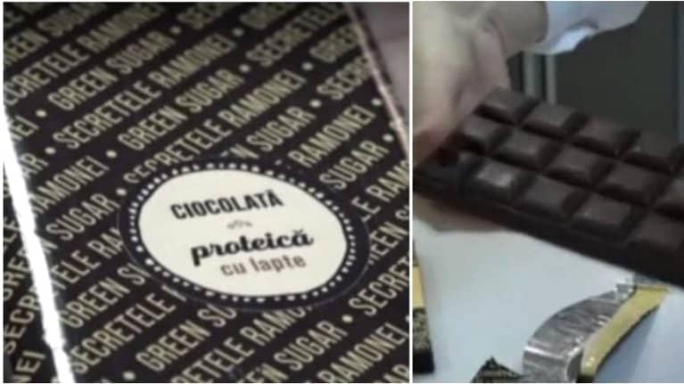 Ciocolata care nu îngrașă a devenit realitate. A fost creată de români