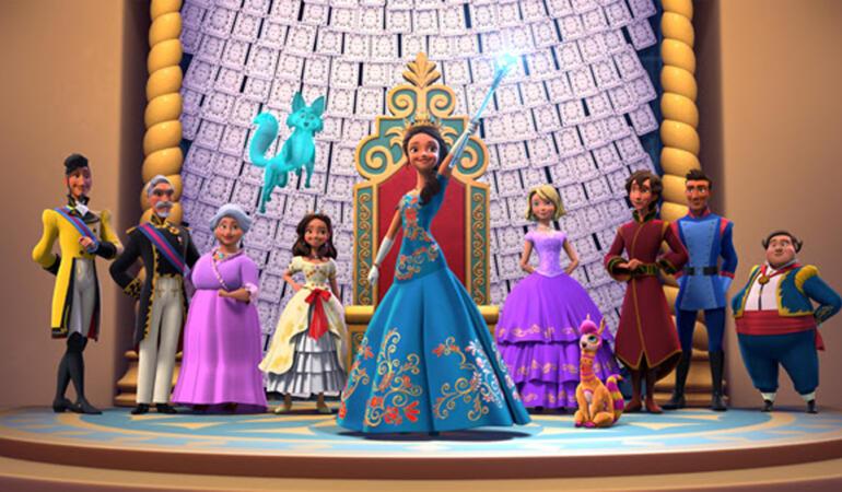 Mărțișor cu animații. Care sunt noutățile lunii martie, la Disney Channel și Disney Junior