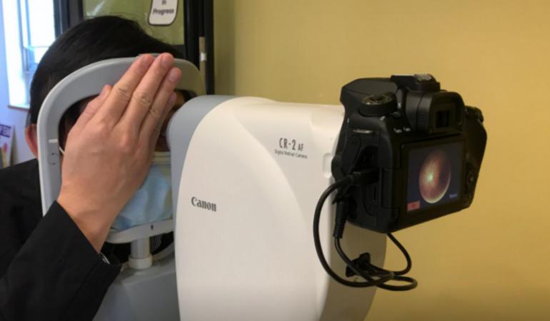 Tehnologia de scanare a retinei poate detecta autismul