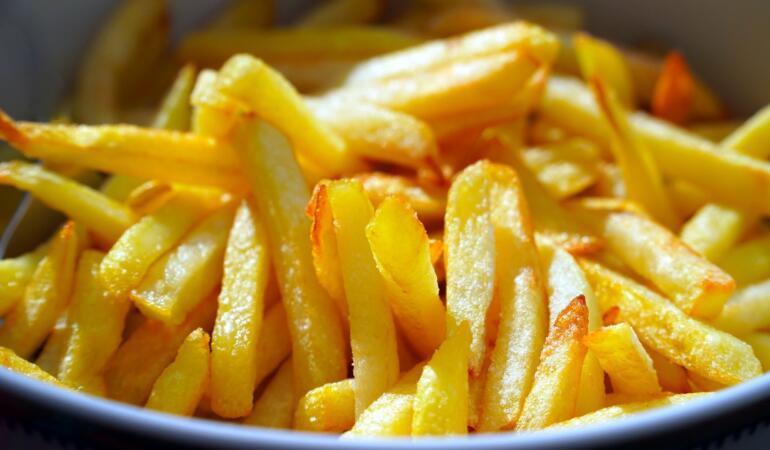 Când veți servi cartofi prăjiți veți mânca din patrimoniul umanității