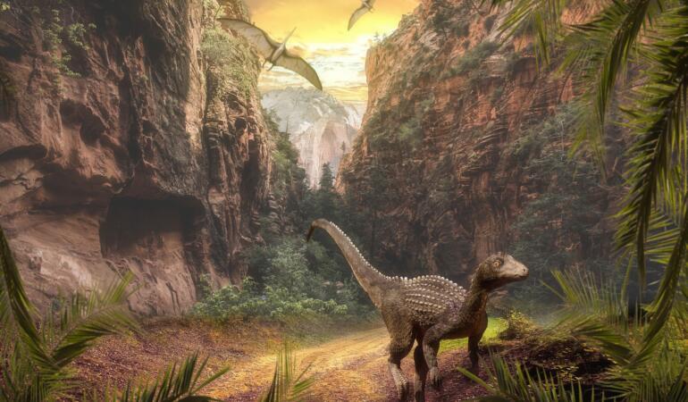 A fost descoperit dinozaurul… dacic. Care e povestea lui