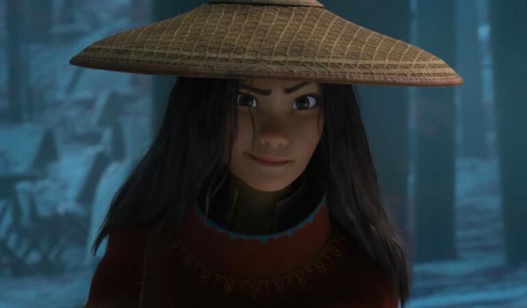 """Gata cu prințesele finuțe și rochiile colorate. """"Raya and the Last Dragon"""" sosește pe marele ecran"""