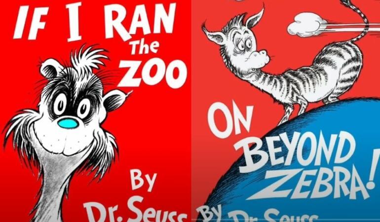 """Cum se pierde arta de dragul """"corectitudinii exagerate"""". Șase cărți de Dr. Seuss nu vor mai fi publicate"""
