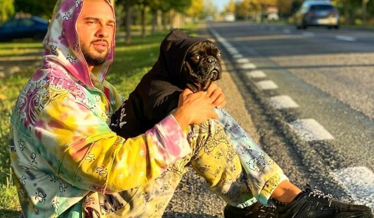 Povestea lui Cheluțu, cel mai cunoscut câine din România