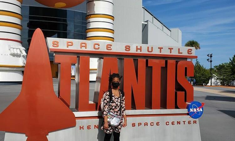 O fetiță de 12 ani vrea să fie cea mai tânără angajată de la NASA