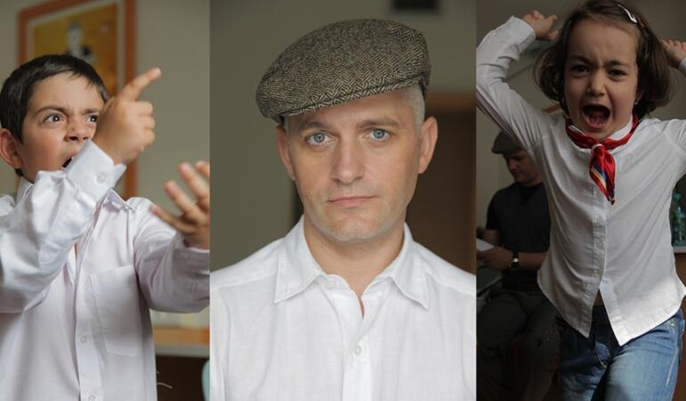 """Virgil Ianțu a început castingul pentru """"Copiii spun lucruri trăsnite"""". Aflați cum vă puteți înscrie"""
