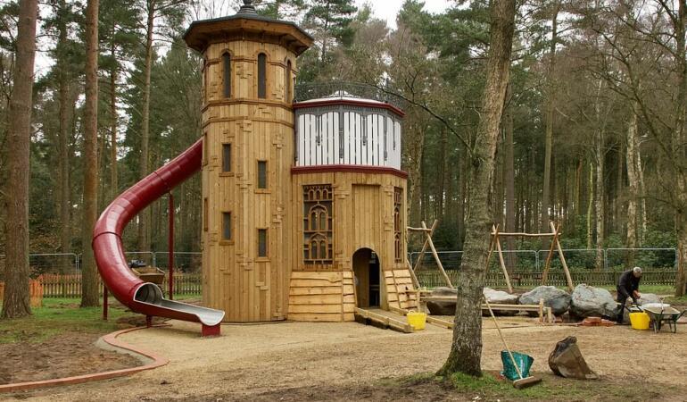 S-a anunțat deschiderea noului parc de distracții regal. Aflați cum va arăta acesta