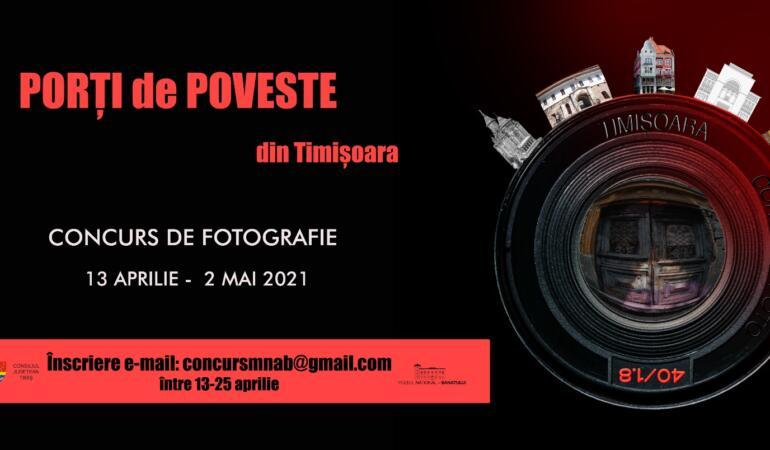 Concurs foto organizat de Muzeul Național al Banatului