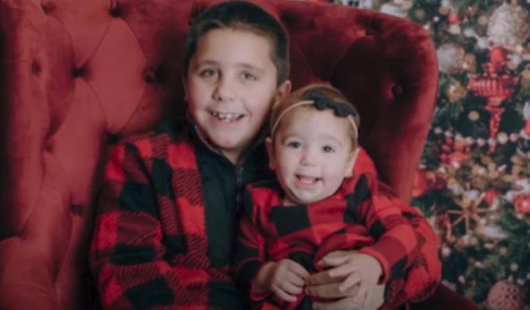 Un băiat și-a salvat surioara aplicând ce a învățat de la wrestlerul John Cena