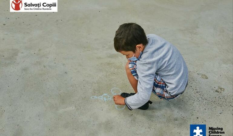 În România aproape 6.000 de copii au dispărut în ultimul an