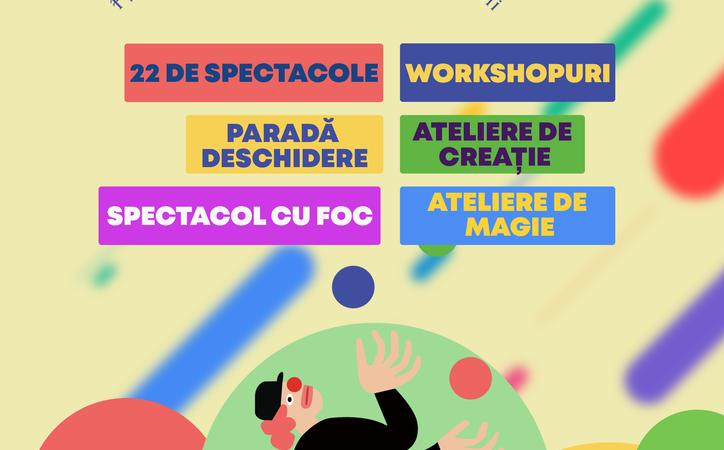 """""""250 via Estrada"""", un festival de teatru pentru copii desfășurat la Reșița"""