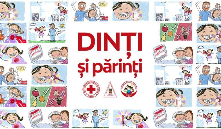 """""""DINȚI și părinți"""", grup online de educație stomatologică"""