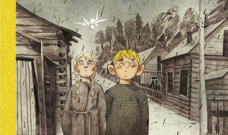 """""""Haiku siberian"""", un roman care prezintă viața unui băiețel pe nume Algis"""