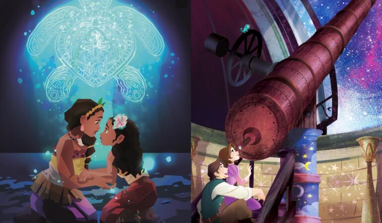 """""""Povești despre bunătate și curaj"""", o colecție digitală Disney"""