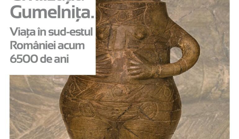 Civilizația Gumelnița. Viața în sud-estul României acum 6500 de ani
