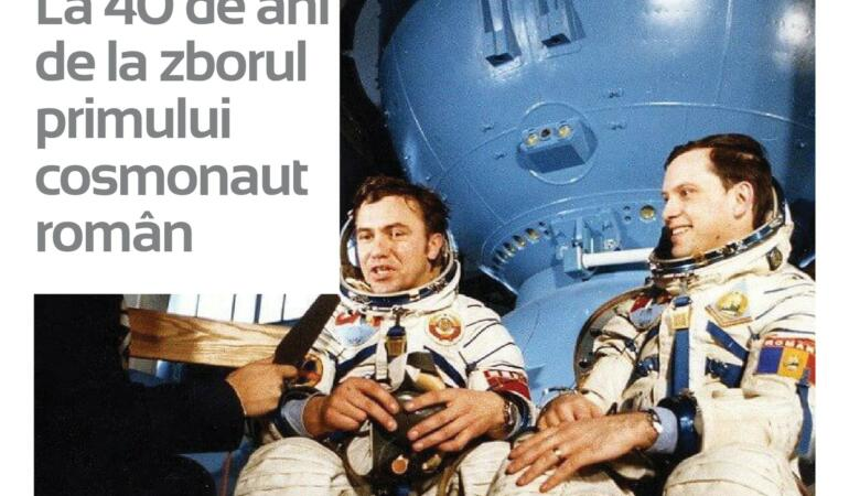 La 40 de ani de la zborul primului cosmonaut român. Expoziția pasionaților de spațiu