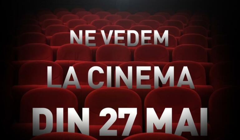 Cinema City își redeschide cinematografele