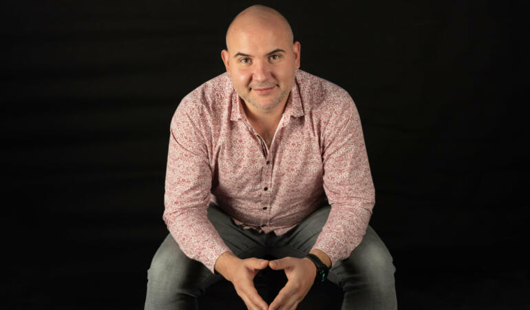 Premiile Matei Brâncoveanu. Cine este Ovidiu Florian Andriș, finalistul din Timișoara