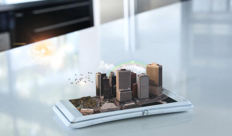 """Smartphone-ul a devenit """"locul în care trăim"""""""