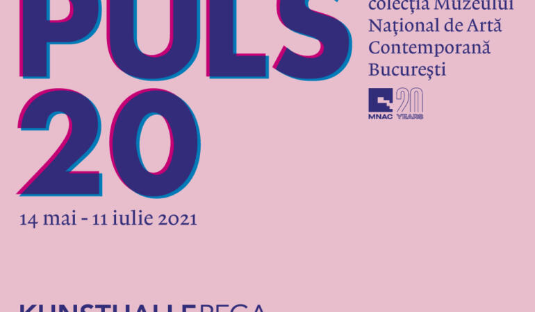 PULS 20, o premieră. Muzeul Național de Artă Contemporană din București vine la Timișoara