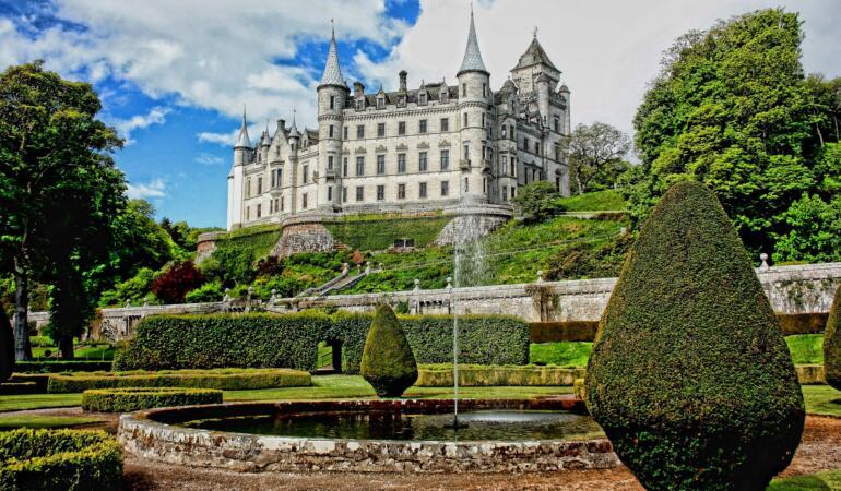 Castele ca în povești. Patru obiective turistice din Germania de vizitat
