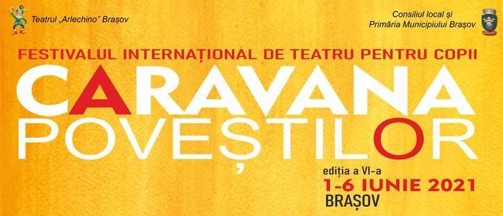 """Începe Festivalul Internațional de Teatru pentru copii """"Caravana Poveștilor"""" Brașov"""