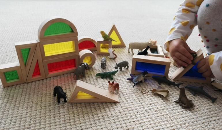 20 de idei de cadouri pentru copii până în 3 ani