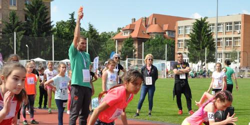 Junior Athletics Championship. Evenimentul sportiv la care oricine poate participa