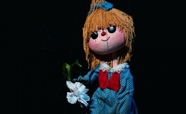 """""""Dumbrava minunată"""", un nou spectacol al Trupei Marionete"""