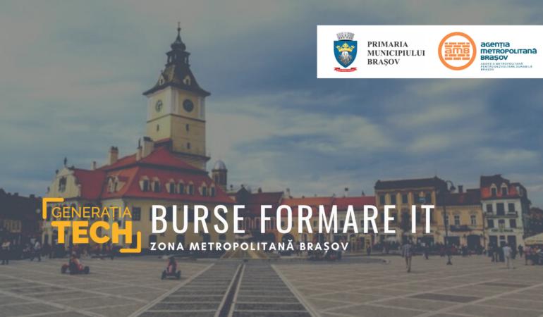 Brașov: Digital Nation lansează Bursele Generația Tech. Aflați cum puteți aplica pentru ele