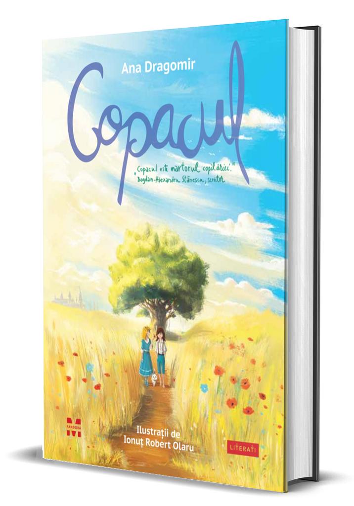 """""""Copacul"""", o carte pentru copii scrisă de un copil"""